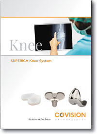 SUPERICA KNEE BROCHURE